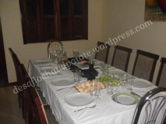 mesa para oito