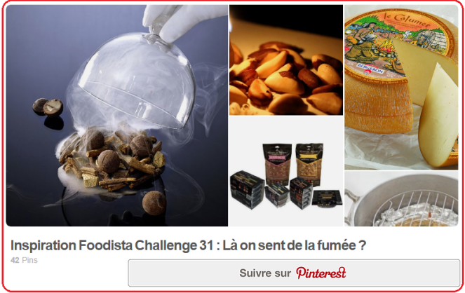 Pinterest Foodista Challenge 31