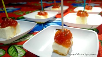 bouchee confiture fromage 2