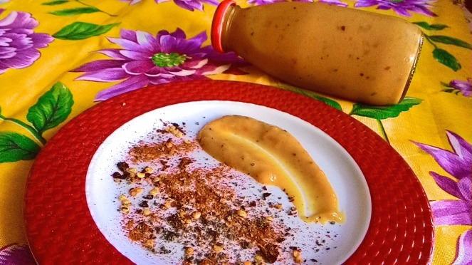 ketchup banane épices chaud patate capa