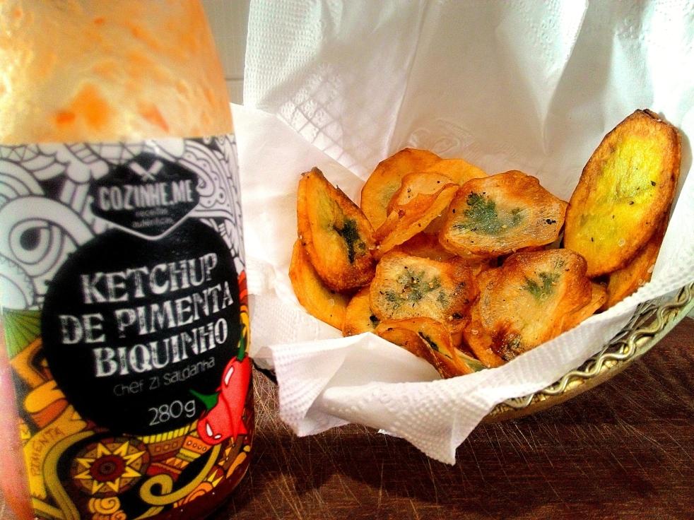 Chips farci - Amuse bouche chaud ...