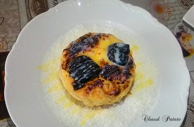 pudding au pain chaud patate 10