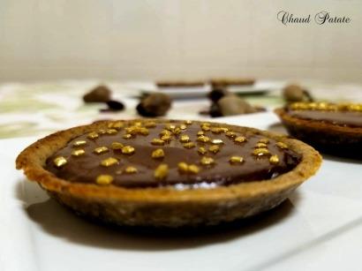 tartelette au chocolat vegetalienne chaud patate 02