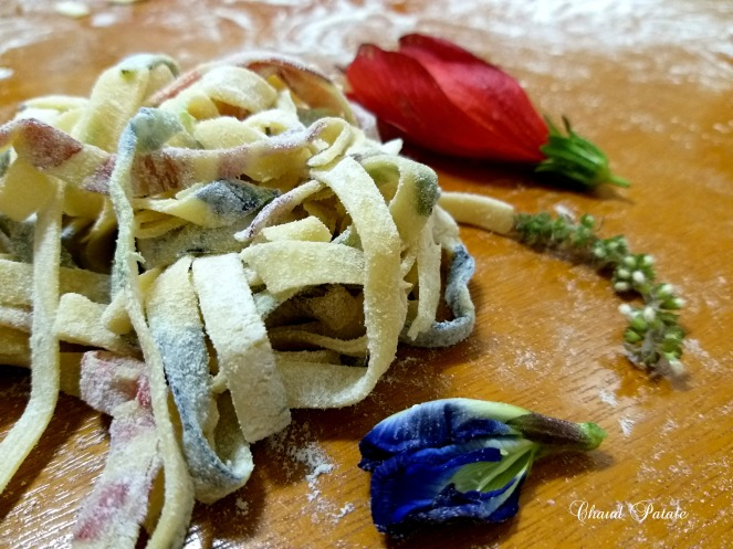 pâte fleurie chaud patate 07