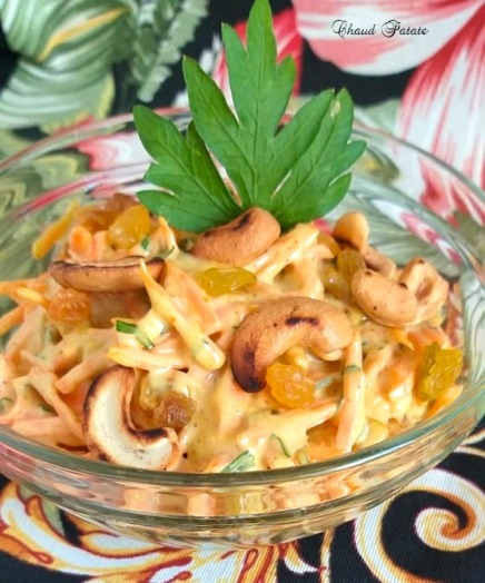 carotte rapee et mayonnaise ras el-hanout chaud patate 01